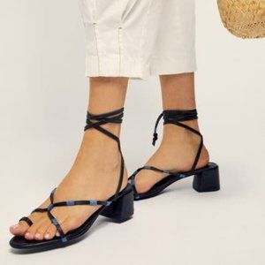 Free People Hermosa Lace-Up Sandal